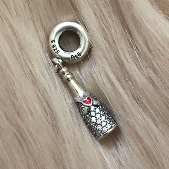 a4e4d83f4 PANDORA Celebration Time Champagne Bottle Charm. M_5b426adb5c4452adb9f0986d